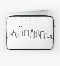 Houston, Texas City Skyline Laptop Sleeve