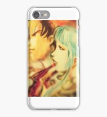 Anime airbrush art iPhone Case/Skin