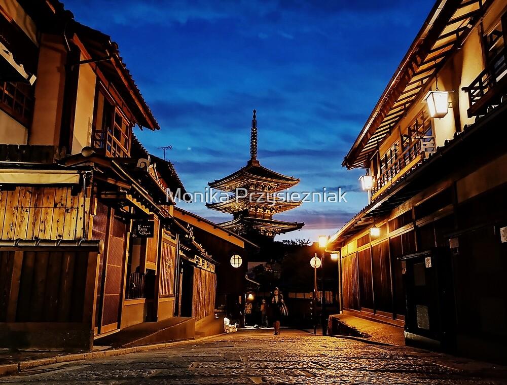 Night in Kyoto #5 by CornyMistick