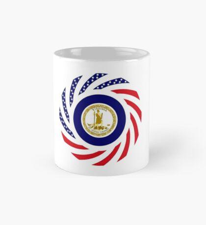 Virginian Murican Patriot Flag Series Mug