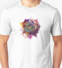 Other Side Fractal Art Unisex T-Shirt