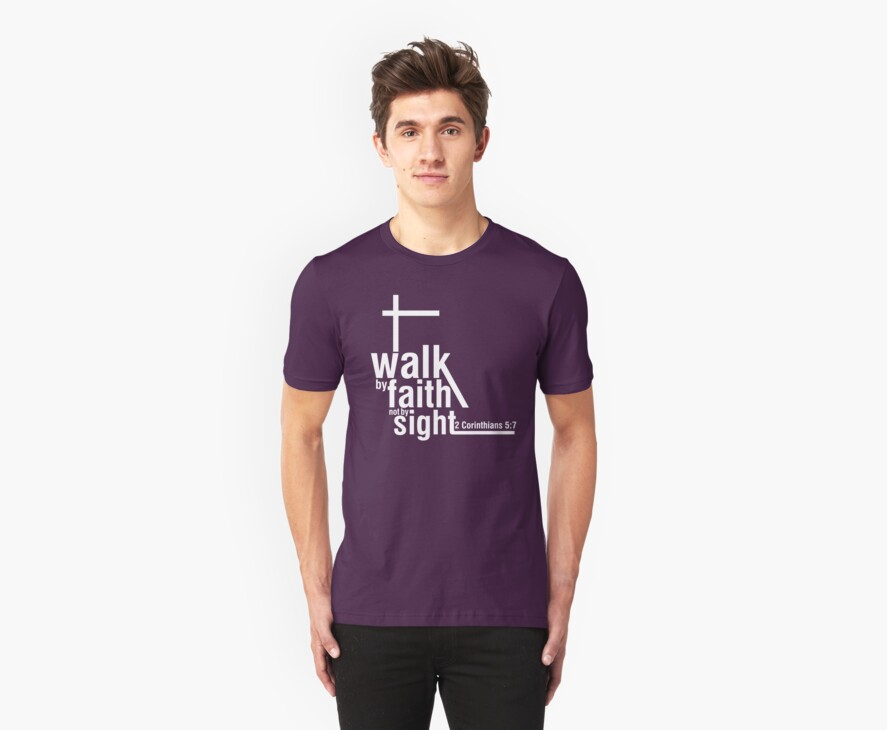 Walk by Faith by DesignbySolo