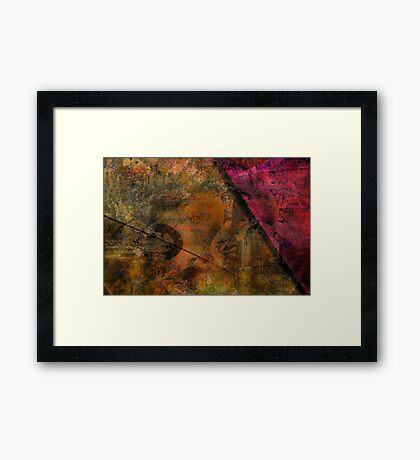 A Visit From the East Framed Print