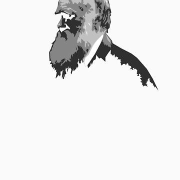 Charles Darwin by JuhoL