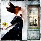Cold winds are blowing... by Olga