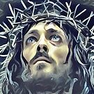 Jesus Art by cadcamcaefea