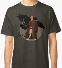 "Firefly ""Malcolm Reynolds"" Classic T-Shirt"