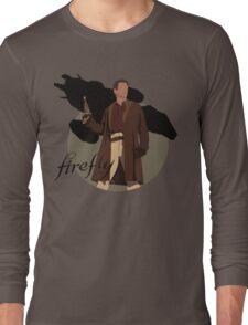 "Firefly ""Malcolm Reynolds"" Long Sleeve T-Shirt"