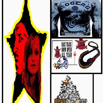comic of tron by tron2010