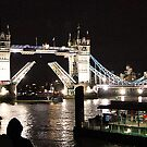 Tower Bridge -London by Ferdinand Lucino