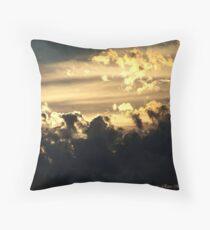 Celestial Dance Throw Pillow
