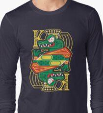 King of Krem Long Sleeve T-Shirt