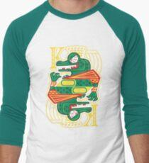 King of Krem Men's Baseball ¾ T-Shirt