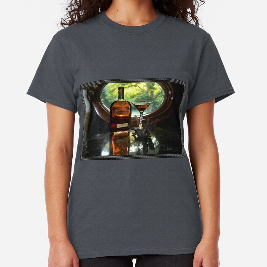 Welcoming the Golden Hour Classic T-Shirt