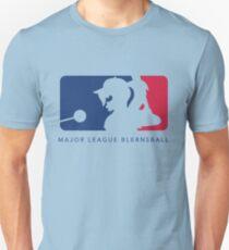 Major League Blernsball (White) Unisex T-Shirt