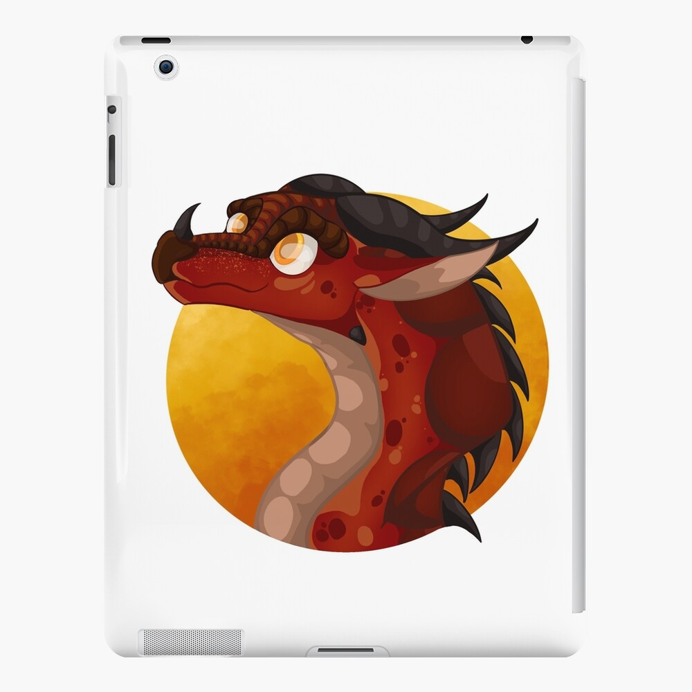 Cliff - Wings of Fire iPad Case & Skin