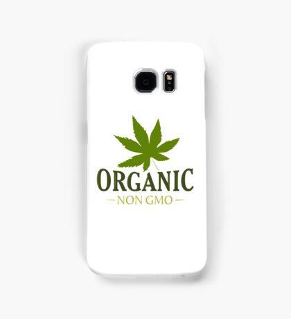 Marijuana Organic Non GMO Samsung Galaxy Case/Skin