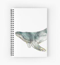Cuaderno de espiral Ballena jorobada