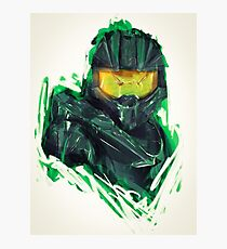 Spartan Photographic Print