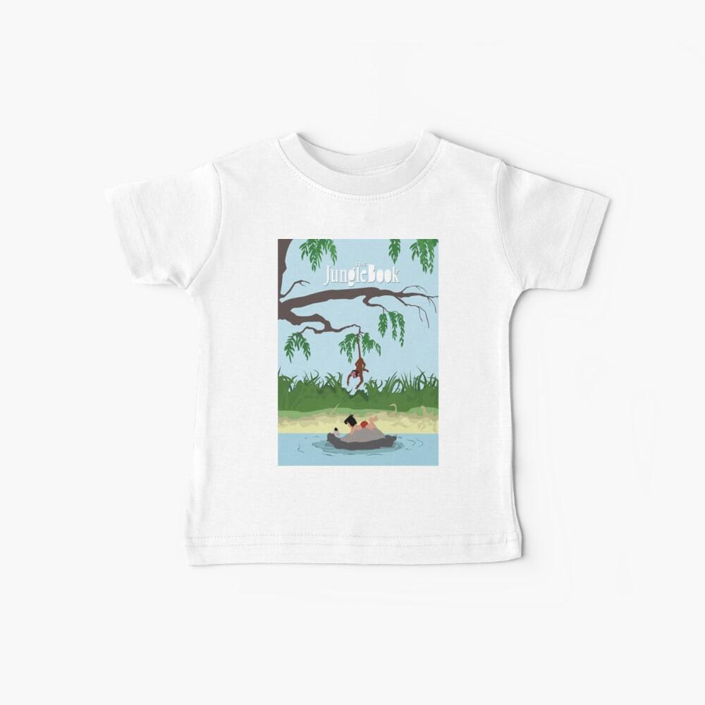 DSCHUNGELBUCH Baby T-Shirt