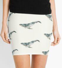 Humpback Whale Mini Skirt