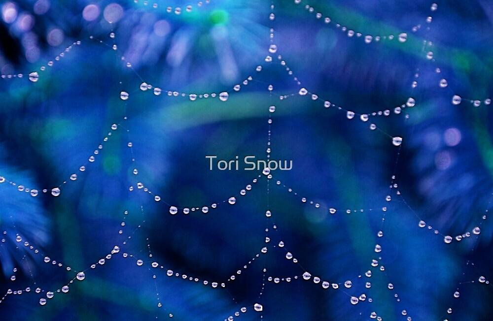 Sapphire Rain  by Tori Snow