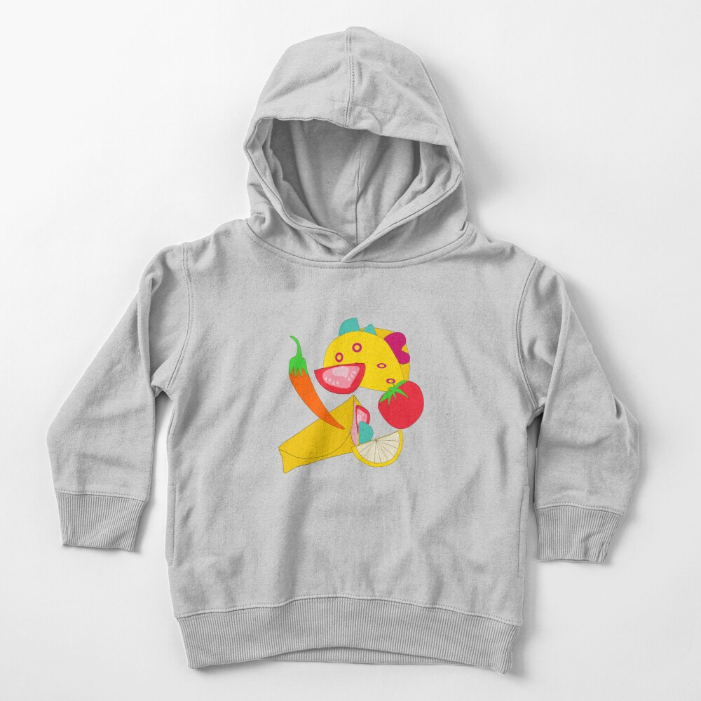 Burraco Fest Toddler Pullover Hoodie
