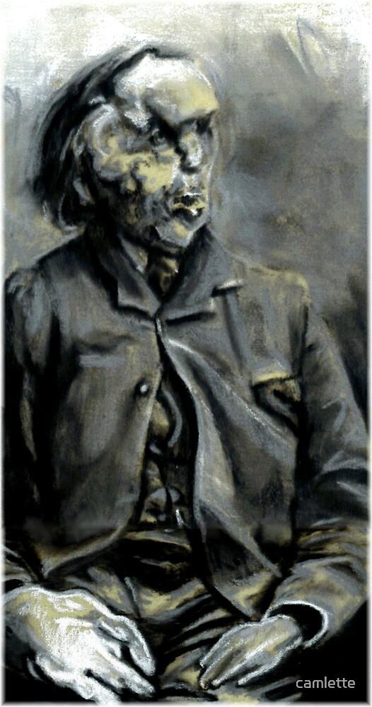 Altered, Joseph Merrick by Cameron Hampton