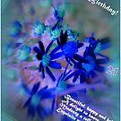 Happy 21st Birthday  by Angele Ann  Andrews