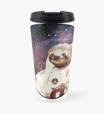 Astro Sloth Travel Mug