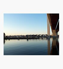 i was under the bolte;guvnor Photographic Print