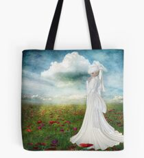 Always  A Lady Tote Bag