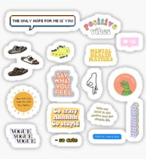vsco pack Sticker