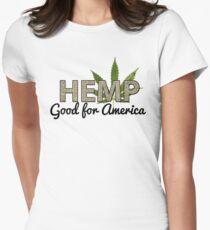 Marijuana Hemp Good For America T-Shirt
