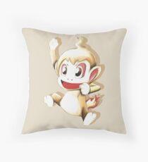Pokemon Chimchar Cheers  Throw Pillow