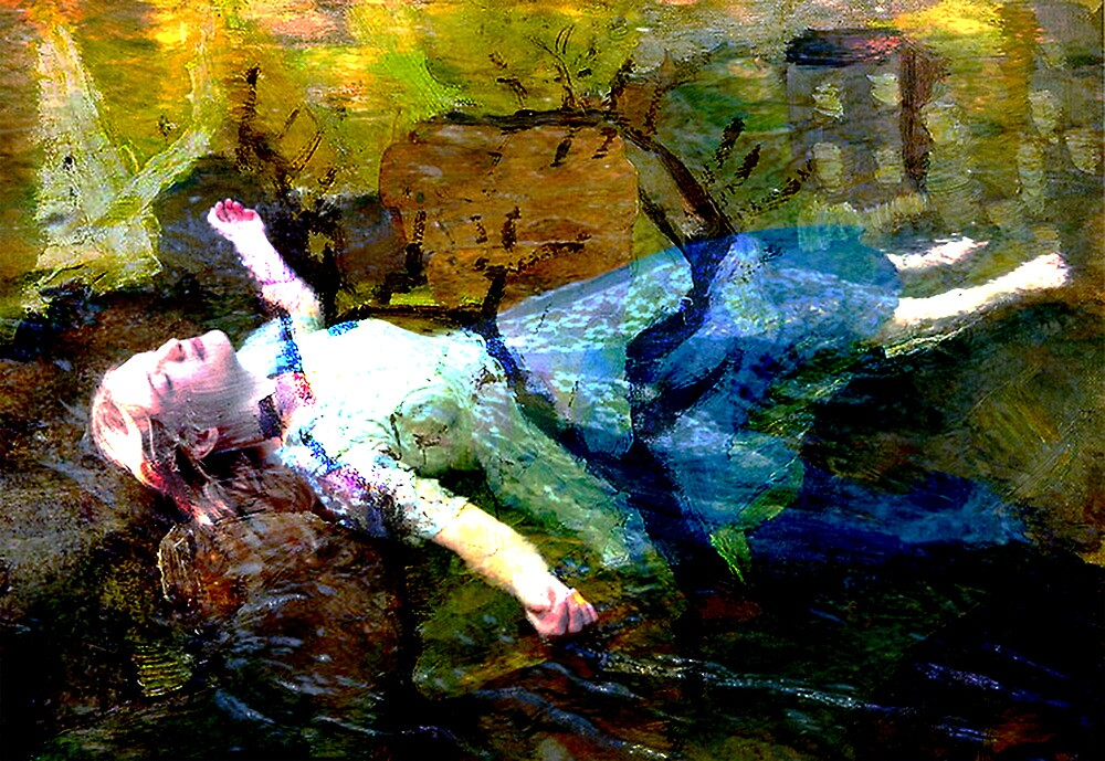 GONE TO SOON ~ OUR SWEET OPHELIA by Tammera
