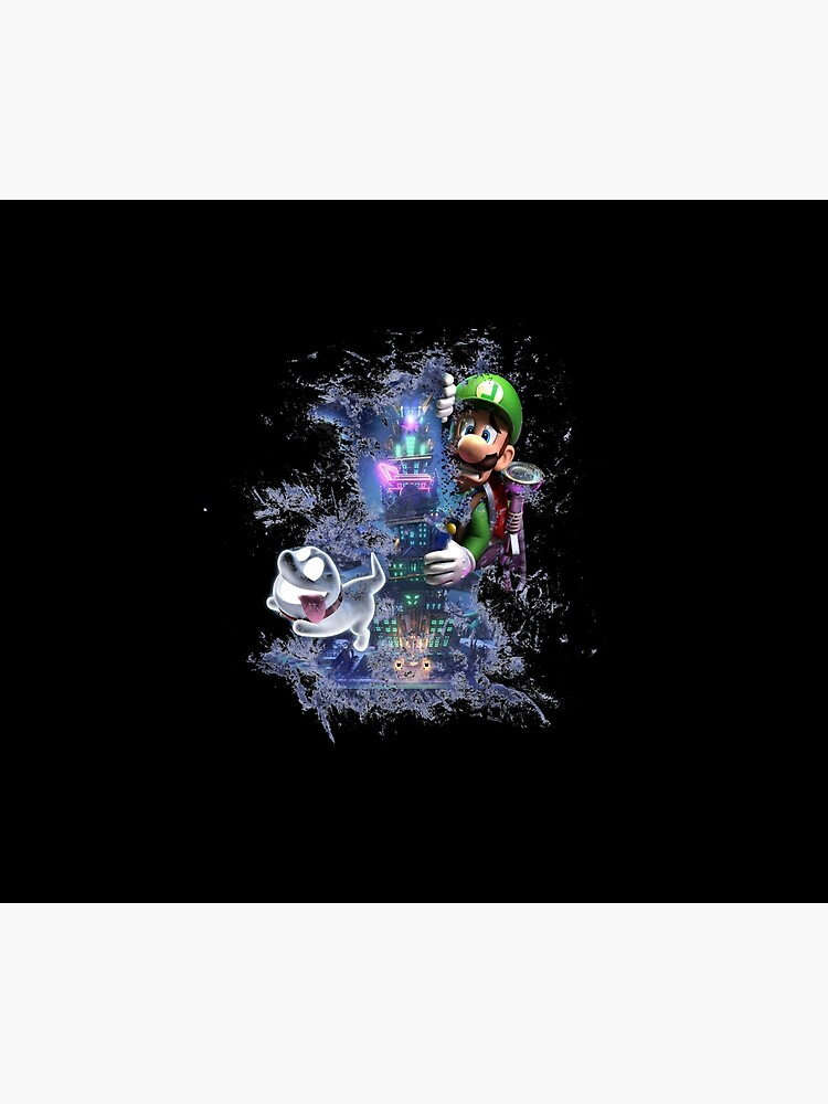 Luigi's Mansion 3 Design - Colored by AngeliaLucis