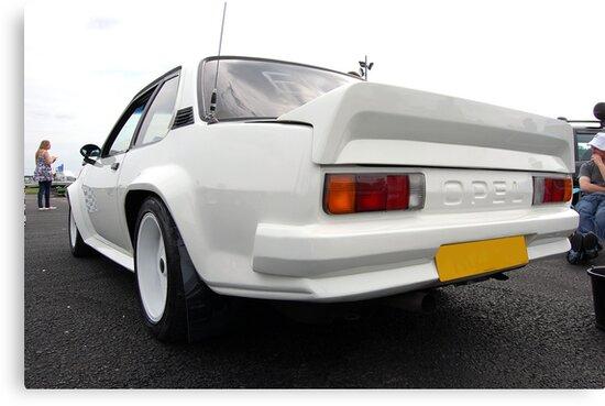 Opel Ascona i400 by Rees Adams