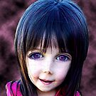 Purple Doll by ChiaraLily