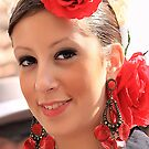 Spanish Lady. by dgbimages