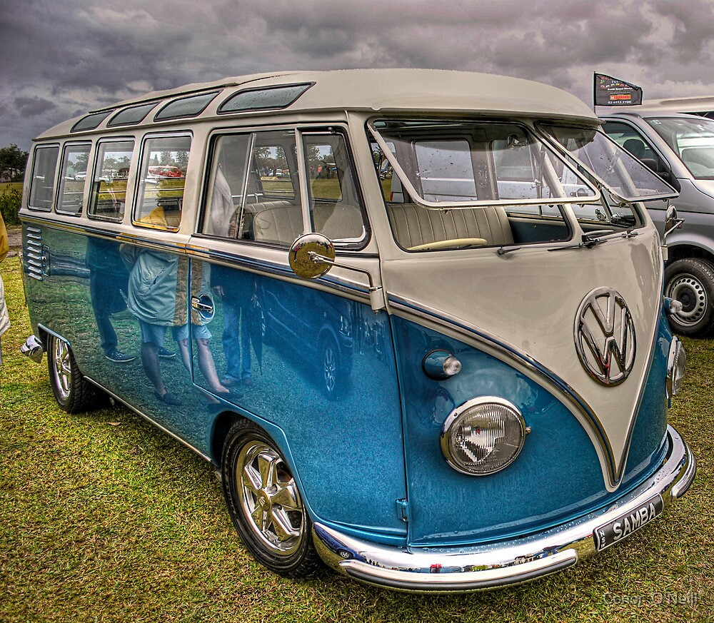Another kombi by Conor  O'Neill