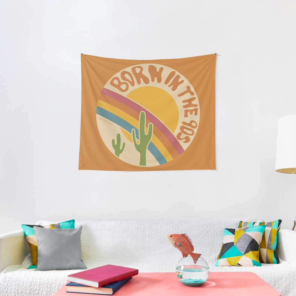 Born in the 90s Tapestry