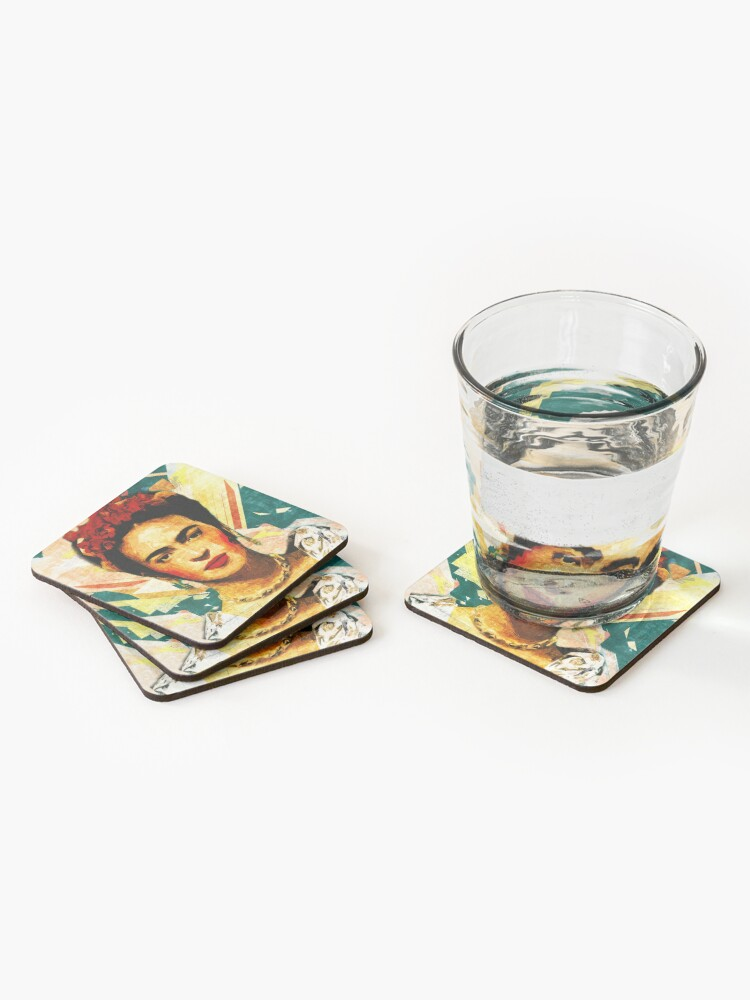 Alternate view of Feminism  Coasters (Set of 4)