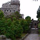 Approaching the Castle by CarolLeesArt