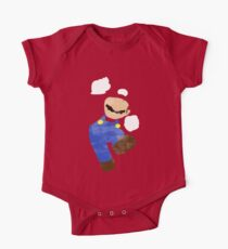 Project Silhouette 2.0: Mario Kids Clothes