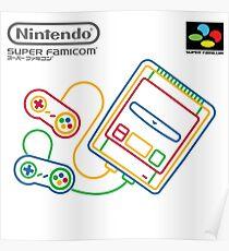 Super Famicom Poster