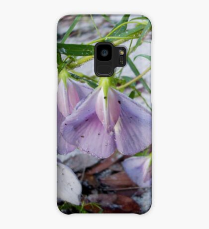 Butterfly Pea - a species of Clitoria Case/Skin for Samsung Galaxy