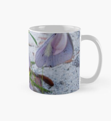 Butterfly Pea - a species of Clitoria Mug