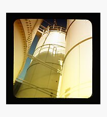 TTV-industrial Photographic Print