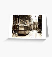 Milano Greeting Card